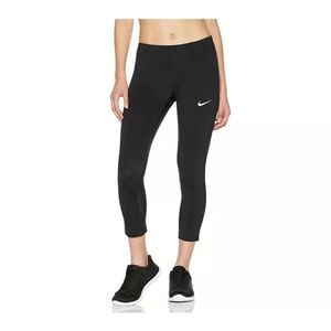 NWT Nike Black Power Epic Run Tights S